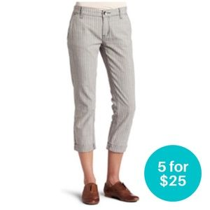 5/$25 - Roxy Jr Fourth Coming Chinos Size 5